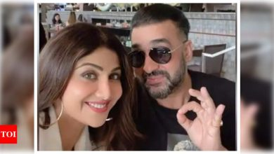 10 most loved Instagram videos of Shilpa Shetty and Raj Kundra that you should not miss - Times of India