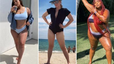 These celebs are finding out they can't please everyone when it comes to their bodies