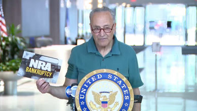 Schumer Wants NRA Investigated for Bankruptcy Fraud
