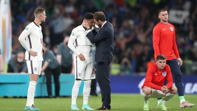 Boris Johnson hascondemned the racist abuse of England footballersfollowing the Euro 2020 final defeat to Italy