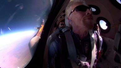Virgin Galactic's Richard Branson flies to space: How Twitter reacted to Unity 22 launch- Technology News, Firstpost