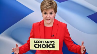 Princess Nicola sold voters on a fairy tale of independence but the Big Bad Overlord is winning –Kenny MacAskill MP