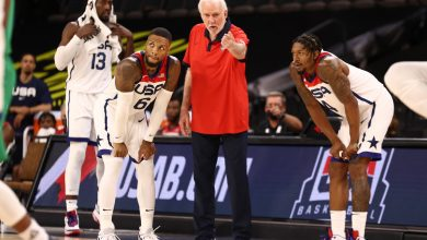 Team USA's exhibition game with Australia canceled due to COVID-19 protocols