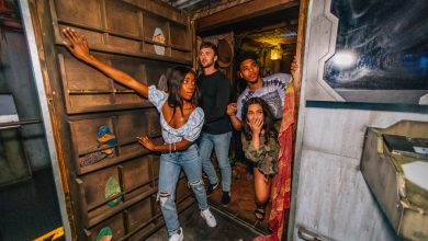 Real-life escape rooms to try in NYC after the 'Champions' movie