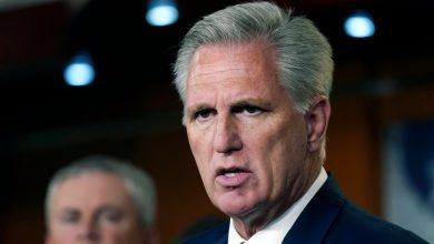 McCarthy Proposes 5 Republicans to Sit on Jan. 6 Panel