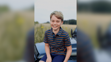 Prince George Is 8! See the Birthday Photo Taken by His Mom, Kate Middleton
