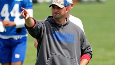 Breaking down every position for the Giants before training camp