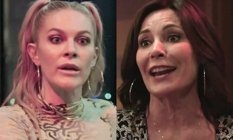 RHONY Recap- Leah Argues With Luann Over Rights and Proceeds of Holiday Song, Eboni Connects With Her Potential Sister, Plus Ramona and Sonja Celebrate Their Birthday