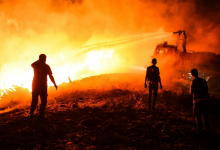 Death toll in wildfires that hit southern Turkey rises to 4 - Times of India