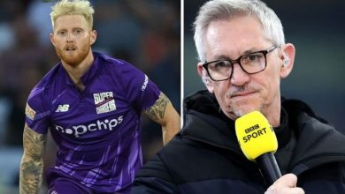 Gary Lineker wishes Ben Stokes a 'speedy recovery' as he takes break to prioritise health