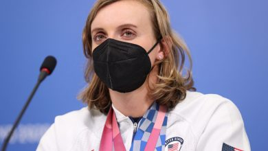Katie Ledecky says she'll be back for 2024 Olympics