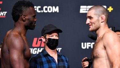 How Sean Strickland-Uriah Hall UFC bout could play out