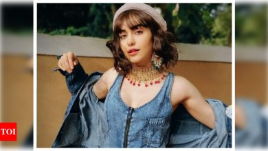 Adah Sharma: I have so many personalities that I don't need to be anyone else - Times of India