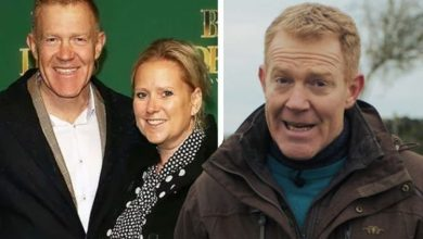 Adam Henson says he and partner Charlie love 'similar things' in rare family insight