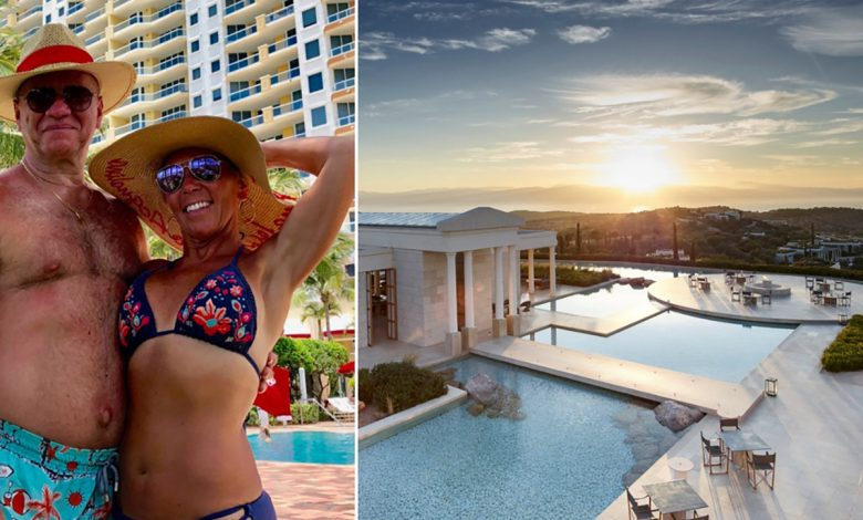 Americans are spending more money than ever on super luxe vacations