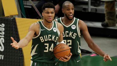 Antetokounmpo sick of the Giannis Wall: 'I hate it'