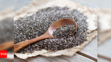 Are chia seeds really effective for weight loss? - Times of India