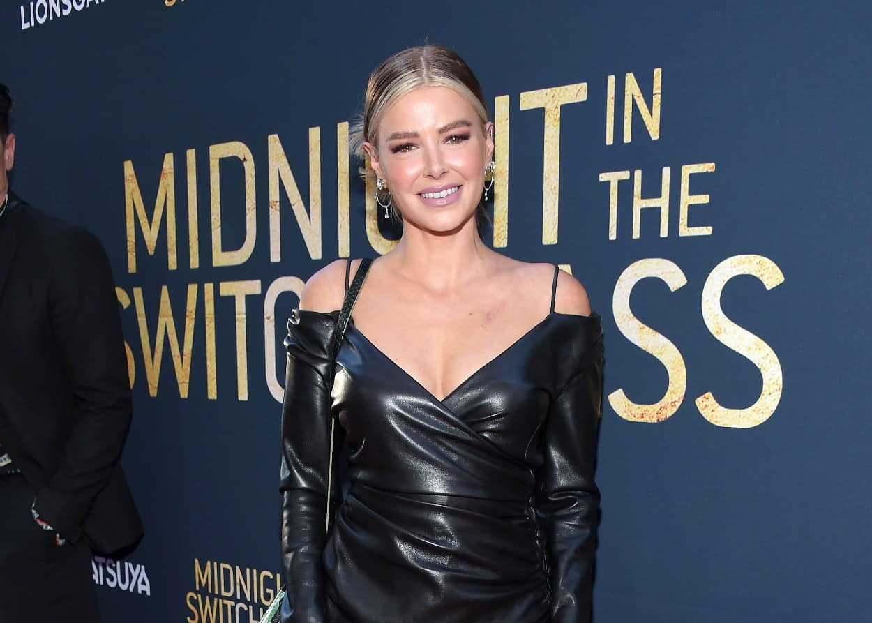"""Vanderpump Rules' Ariana Madix Offers Update on Baby Plans, Admits She's """"Very"""" Excited for Season 9, and Shares Her Favorite One-Liner of Show"""