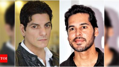 Assets of Ahmed Patel's son-in-law, Dino Morea, Sanjay Khan and DJ Aqeel seized in fraud cause - Times of India