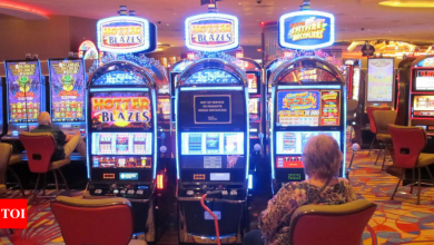 Atlantic City casinos win $345 million in June, new monthly record - Times of India