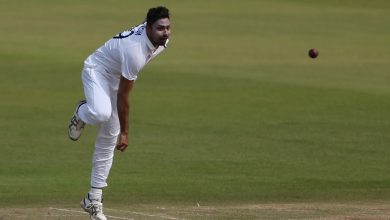 Avesh Khan all but out of England tour
