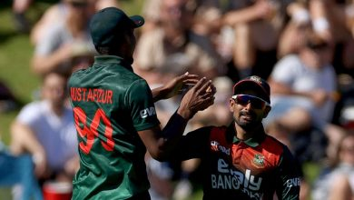 Bangladesh expect Liton Das and Mustafizur Rahman to be fit for 'second or third game' against Australia