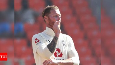 Ben Stokes hoping operated finger won't cause him problems against India | Cricket News - Times of India