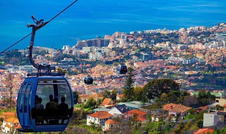 Best things to see in Madeira's beautiful Funchal on a star-studded cruise this autumn