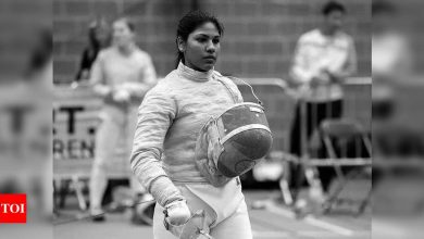 Bhavani Devi's sojourn: From an accidental fencer to India's first   Tokyo Olympics News - Times of India