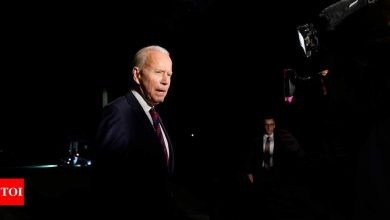 Biden says US to see new Covid restrictions 'in all probability' - Times of India