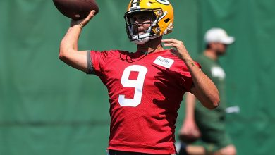 Blake Bortles becomes casualty of Aaron Rodgers' Packers return