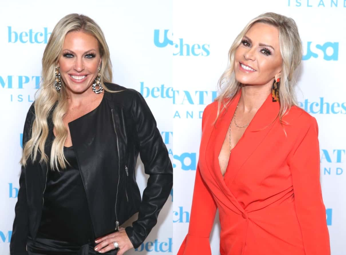 """Braunwyn Windham-Burke Claims She Was Sued for Kissing Tamra Judge, Talks Life Outside """"Bravo Universe"""" and Explains Why RHOC Cast Didn't Like Her"""