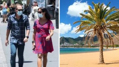 British travellers no longer need Covid passports in Canary Islands after shock move