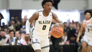 Bronny James is 'more than a last name' and has the talent: NBA scout