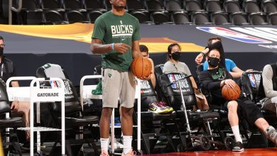Bucks have no update on their COVID-19 situation