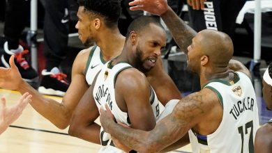 Bucks trying not to look ahead to championship: 'It's hard'