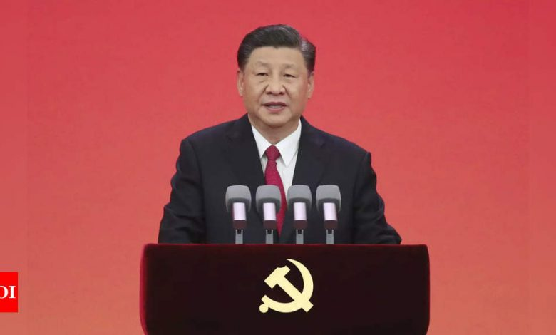 CPC 'commands the gun', says Xi as he asks Chinese military to expedite modernisation process - Times of India