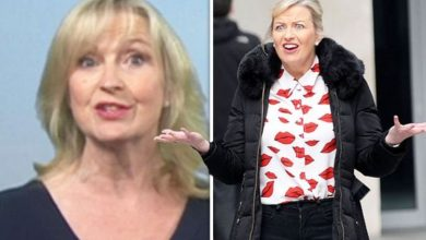 Carol Kirkwood addresses BBC Breakfast absence as co-star replaces weather presenter