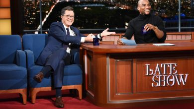 Charlamagne tha God gets late-night talk show with Stephen Colbert