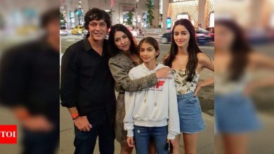Chunky Panday on daughter Ananya getting trolled on social media: Initially, it was very upsetting and disturbing for all of us - Times of India