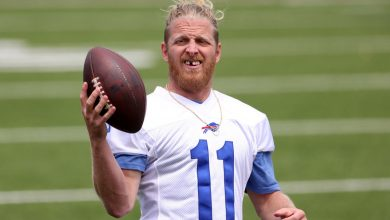 Cole Beasley drops bizarre anti-vaxxer diss track after 'pro-choice' rant