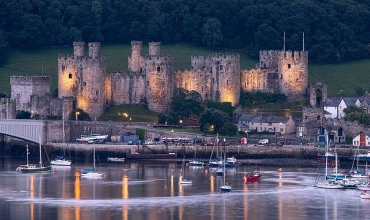 Conwy Castle: The ghosts inside one of Wales' most haunted destinations