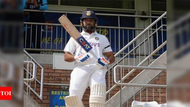 County Select XI vs Indians: Rohit and boys wear black armbands in Yashpal Sharma's honour   Cricket News - Times of India