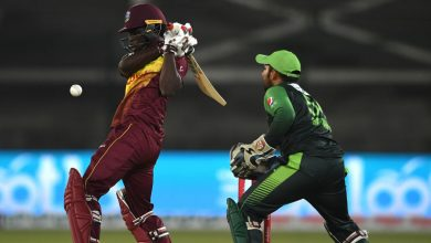 Covid-19 eats up one T20I of the West Indies-Pakistan series