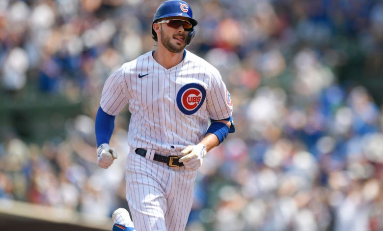 Cubs send Kris Bryant to Giants to complete fire sale