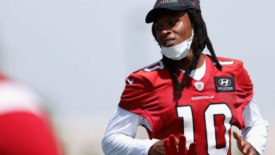 DeAndre Hopkins unhappy with NFL's COVID-19 forfeit rules: 'Question my future'