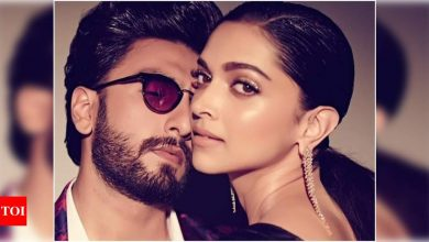 Deepika Padukone takes a day off from the shoot of 'Pathan' to celebrate Ranveer Singh's birthday - Times of India