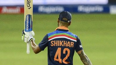 Dhawan eager to make his place 'stronger for World Cup' with Sri Lanka T20Is