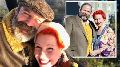 Dick Strawbridge urges Escape to the Chateau fans to vote for wife as they go head to head