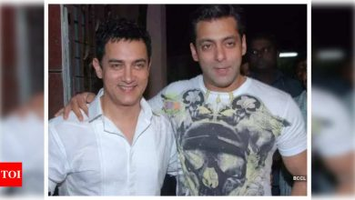 Did you know Salman Khan helped Aamir Khan move on from his divorce with Reena Dutta ? - Times of India